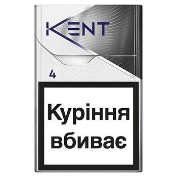 Сигареты kent silver купить законодательство по табачным изделиям