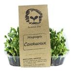 Мікрозелень подсолнечника Зеленый Дом 50г