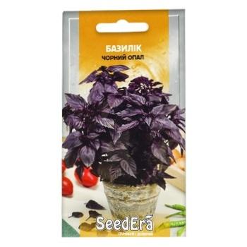 Семена Seedera Пряности Базилик зеленый 0,5г