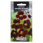 Семена Seedera Цветы Настурция культурная Черный бархат 1г