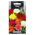 Насіння Seedera Квіти Гвоздика садова Шабо суміш 0.2г