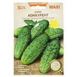 Семена Семена Украины MAXI Огурец Конкурент 5г