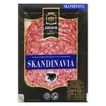 Колбаса Gremio de la carne Скандинавия полукопченая в/с 100г