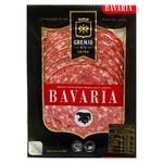 Ковбаса Gremio de la carne Баварія напівкопчена в/г 100г