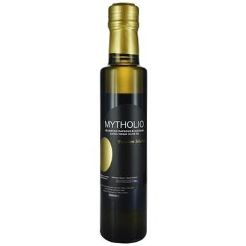 Масло оливковое Mytholio Extra Virgin 250мл - купить, цены на Novus - фото 1