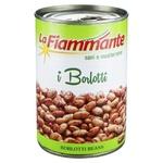 La Fiammante Borlotti Beans 400g