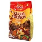 Завтрак сухой Oho Сосоа Сrunch с какао 500г