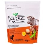 Beyond with Beef and Barley Dry Cat's Food 350g