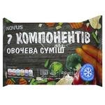 Novus 7 Components Vegetable Mix 400g