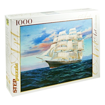 Step Puzzle 1000 Details Puzzles in Assortment - buy, prices for Novus - photo 6