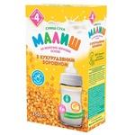 Malysh Dry milk with on milk-grain basis with corn flour 350g