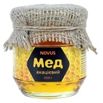 Novus Natural Acacia Honey 250g