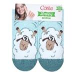 Conte Happy Women's Socks 18C-268SP s.23-25 turquoise