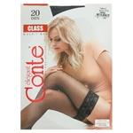 Conte Class Nero Stockings 20 den Size 3-4