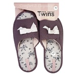Twins HS-VL Domestic Women's Slippers Size 36-37