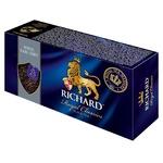 Richard Earl grey black tea 25pcs*2g
