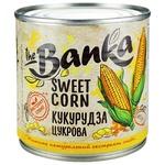 The Banka Sterilized Sugar Corn 410g