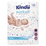 Пелюшки для дiтей Kindii Pure & Soft 60*40 5шт