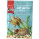 Корм сухой Topsi натуральный для черепах 30г