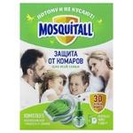 Комплект MOSQUITALL Для всей семьи от комаров електрофумігатор + жидкость 30 ночей 30мл