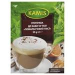 Приправа Kamis до кави та чаю помаранчевий твіст 20г