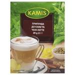 Приправа Kamis до кави та чаю латте 20г