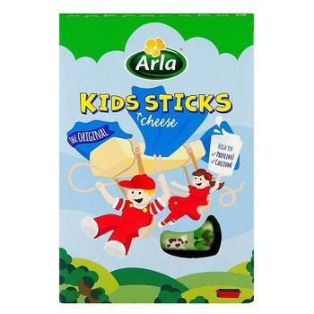 Arla Kids processed cheese 45% 108g