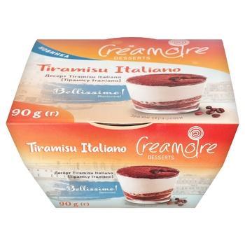 Десерт Creamoire Тирамису Италиано 90г