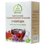 Чай черный Бескид с  карпатскими травами и тимьяном100г