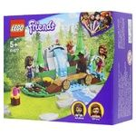 Lego Friends 41677 Forest Waterfall Building Set