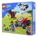 Конструктор Lego Квадроцикл для спасения диких животных 60300