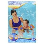 Нарукавники надувные детские для плавания Bestway Доброжелательная рыбка