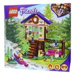 Designer Lego Friends 41679 Forest House Building Set