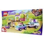 Конструктор Lego 41441 Выучка лошадей и прицеп
