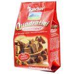 Вафлі Loacker Quadratini Napolitaner з горіховою начинкою 125г