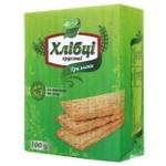 Galleti Yeast & Sugar Free 3 Cereals Crispbread 100g