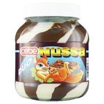 Cebe Nussa Duo Chocolate Cream 750g