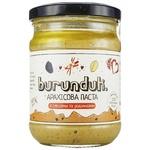 Burunduk Peanut Paste with Sea Salt, Vanilla, Cinnamon and Raisins 120g