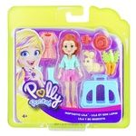 Barbie Lila&Polly Pocket Doll