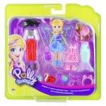 Лялька Barbie Fashion&Polly Pocket