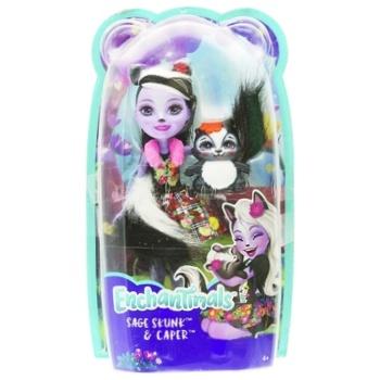 Іграшка Enchantimals Лялька Головні героїні в асортименті