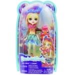 Enchantimals Parrot Peeki Doll with Pet