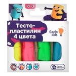 Тісто-пластилін Genio Kids набір для ліплення