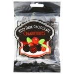 Журавлина Hazelnuts у чорному шоколаді 90г