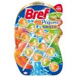 Bref Peach-Apple Toilet Block 150g