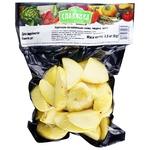 Peeled Washed Wedges Potatoes, 1 Bag