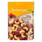 Seeberger Cashew And Cranberry Mix 150g