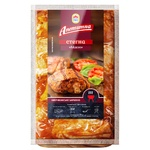 Бедра Наша Ряба Аппетитная Айдахо цыплят бройлера маринованные охлажденные (упаковка ~1000г)