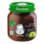 Gerber Baby Apple Prune Puree