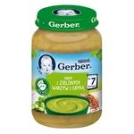 Gerber Green Vegetables and Buckwheat soup-puree 190g